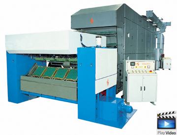 pulp moulding machinery, pulp molding machinery